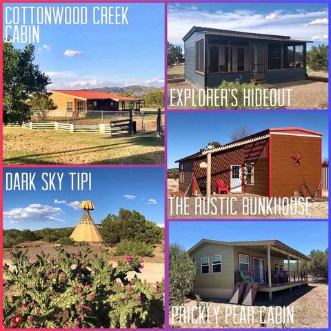 814 Cottonwood Creek Road, Alpine, TX 79830 (MLS #201488) :: Triangle Real Estate