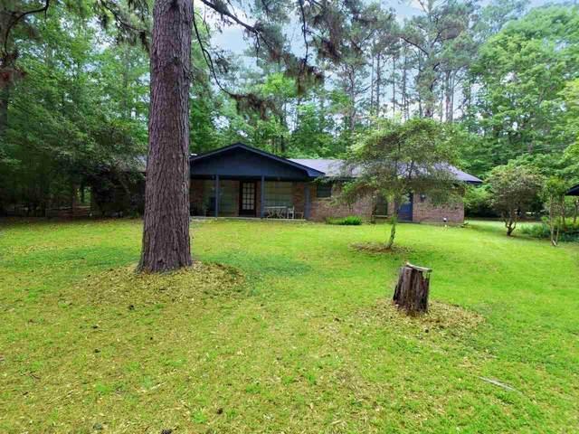 896 Persimmon Dr., Hemphill, TX 75948 (MLS #201878) :: Triangle Real Estate