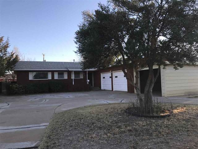 103 N 24th  St., Lamesa, TX 79331 (MLS #201913) :: Triangle Real Estate