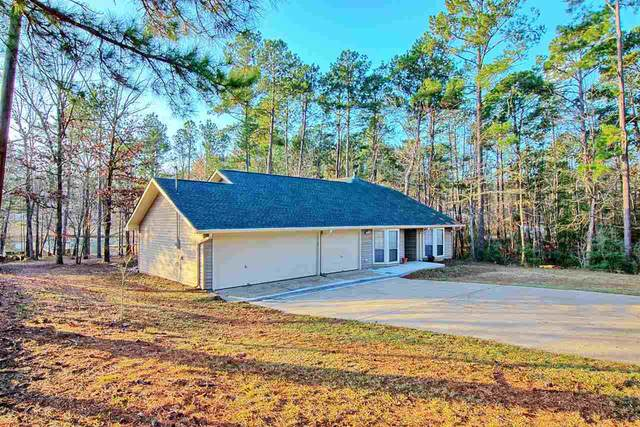 200 Boat Lane, Hemphill, TX 75948 (MLS #202080) :: Triangle Real Estate