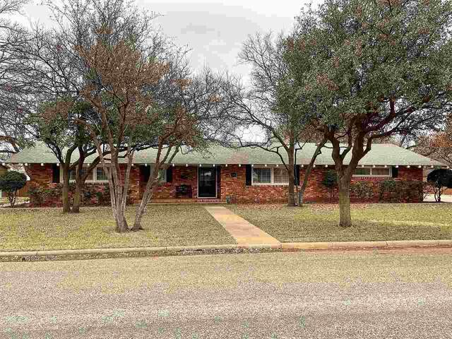 707 N 18th, Lamesa, TX 79331 (MLS #202081) :: Triangle Real Estate