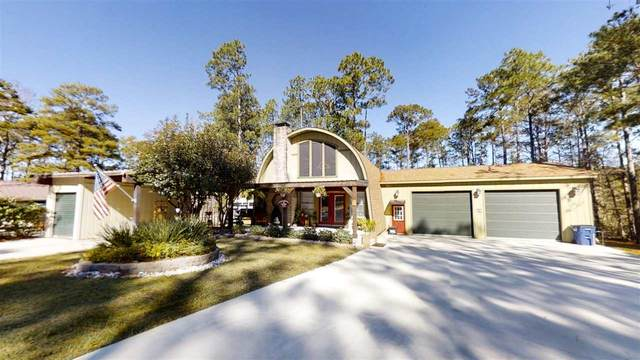 137 Red Oak Dr, Brookeland, TX 75931 (MLS #202109) :: Triangle Real Estate