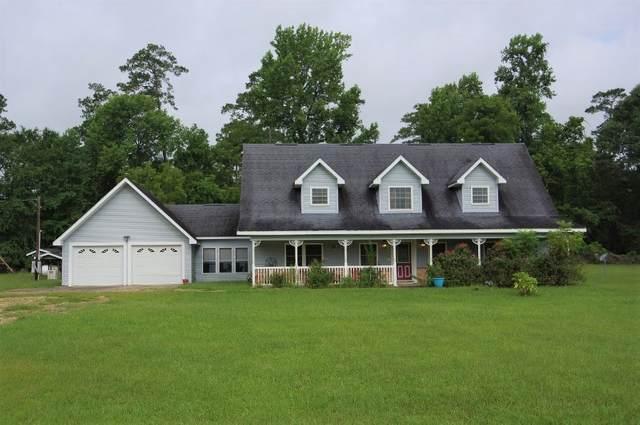 9175 Fm 1414, Newton, TX 75966 (MLS #202114) :: Triangle Real Estate