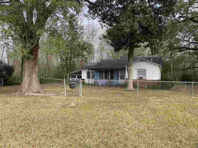2004 N Margaret Ave, Kirbyville, TX 75956 (MLS #202115) :: Triangle Real Estate