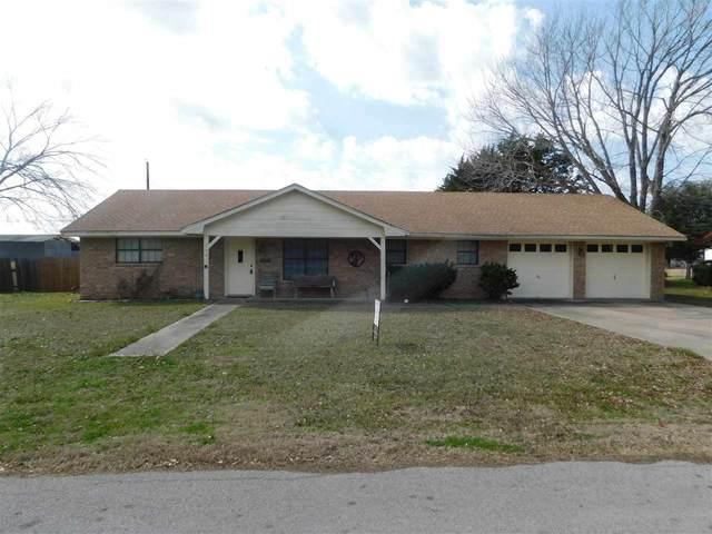 204 Jane, Groesbeck, TX 76642 (MLS #202117) :: Triangle Real Estate