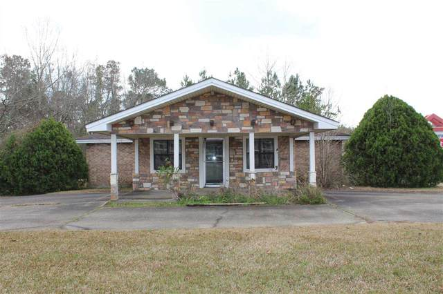 605 W Gibson, Jasper, TX 75951 (MLS #202119) :: Triangle Real Estate