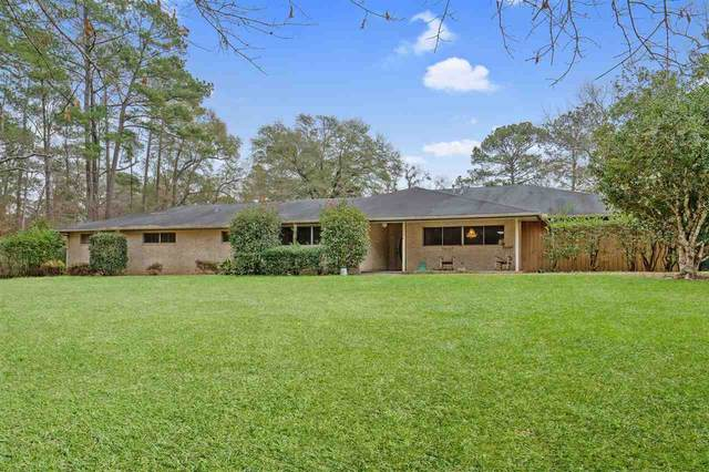 502 Live Oak Rd., Jasper, TX 75951 (MLS #202126) :: Triangle Real Estate