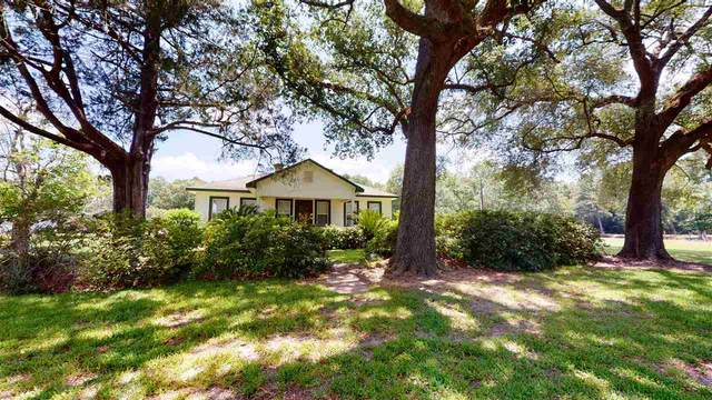 12485 Highway 87 S, Kirbyville, TX 75956 (MLS #202140) :: Triangle Real Estate