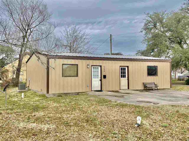 665 N 6th Street, Silsbee, TX 77656 (MLS #202152) :: Triangle Real Estate