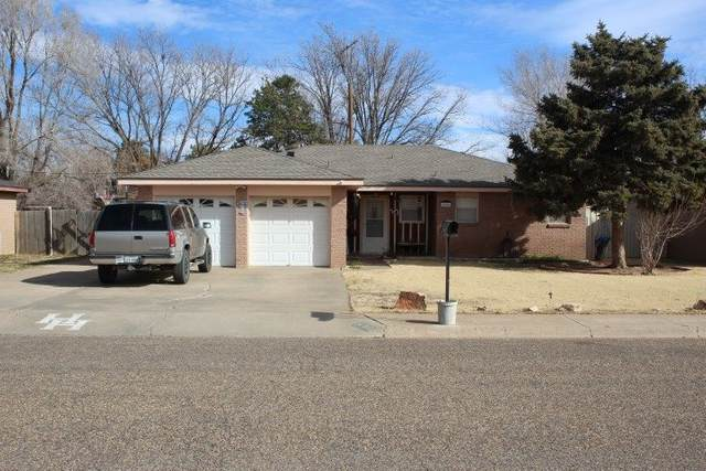 220 Aspen, Hereford, TX 79045 (MLS #202190) :: Triangle Real Estate