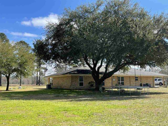 392 Fm 1970 N, Timpson, TX 75975 (MLS #202213) :: Triangle Real Estate