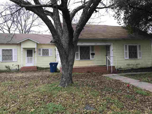 317 Kennedy, Mexia, TX 76667 (MLS #202227) :: Triangle Real Estate