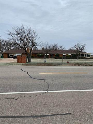 1803 S Highway 6, Quanah, TX 79252 (MLS #202241) :: Triangle Real Estate