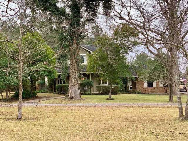 763 N Cr 1010, Woodville, TX 75979 (MLS #202254) :: Triangle Real Estate