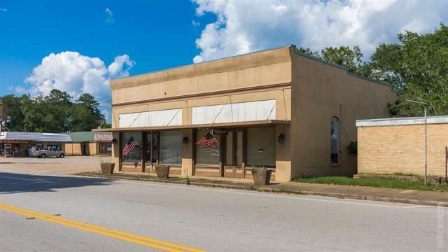 305 Rusk, Newton, TX 75966 (MLS #202268) :: Triangle Real Estate