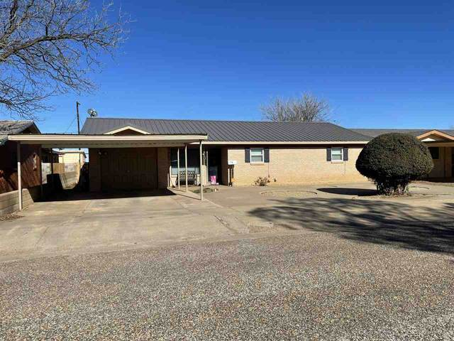 208 N 24th, Lamesa, TX 79331 (MLS #202273) :: Triangle Real Estate