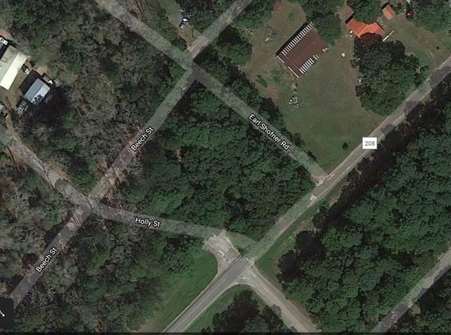 00-Hank's Creek Beech St, Huntington, TX 75949 (MLS #202313) :: Triangle Real Estate