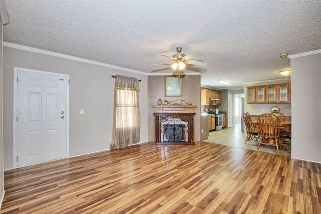 1735 Pleasure Bend Road, Hemphill, TX 75948 (MLS #202323) :: Triangle Real Estate