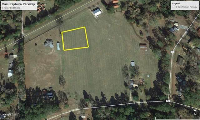 00 Sam Rayburn Parkway, Jasper, TX 75951 (MLS #202335) :: Triangle Real Estate