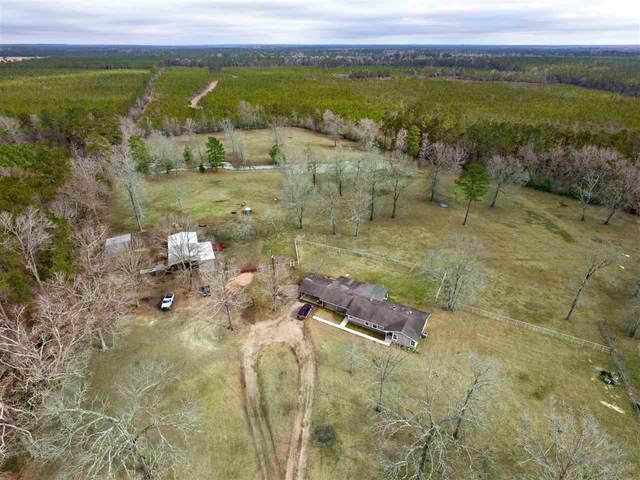 4719 E Us Hwy 190, Jasper, TX 75951 (MLS #202336) :: Triangle Real Estate