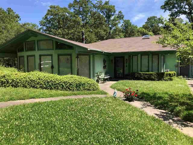 130 Hartje Lane, Pineland, TX 75968 (MLS #202340) :: Triangle Real Estate