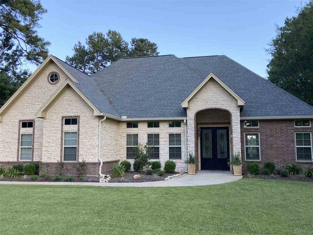 105 Sweetgum Lane, Village Mills, TX 77663 (MLS #202354) :: Triangle Real Estate