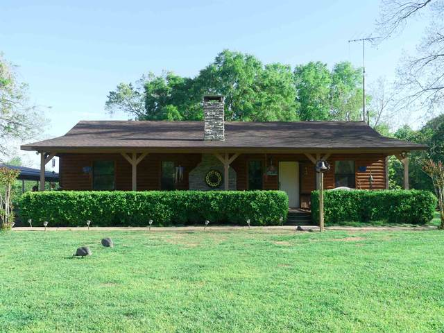 11185 Fm 1277, San Augustine, TX 75972 (MLS #202589) :: Triangle Real Estate