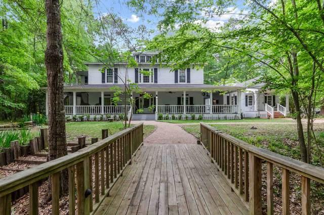 850 County Road 051, Jasper, TX 75951 (MLS #202595) :: Triangle Real Estate