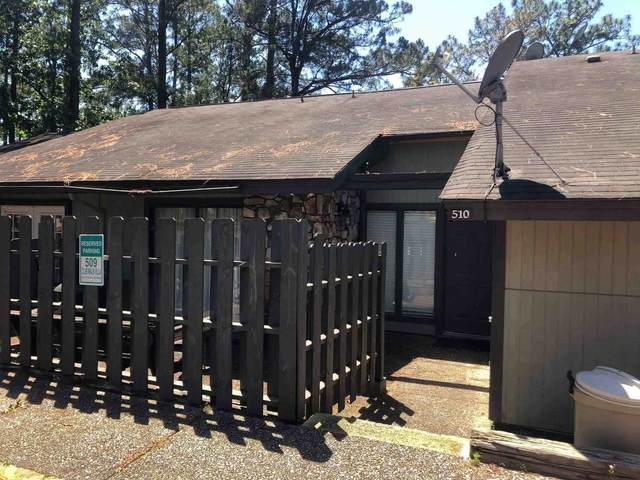 510 Club Walk Villas, Brookeland, TX 75951 (MLS #202943) :: Triangle Real Estate