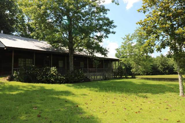 1456 S Texas State Highway 87, Newton, TX 75966 (MLS #202948) :: Triangle Real Estate