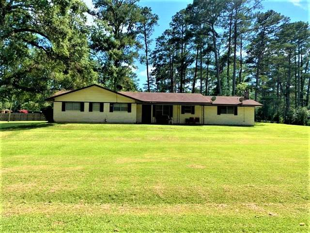 21 Lake Drive, Woodville, TX 75979 (MLS #202952) :: Triangle Real Estate