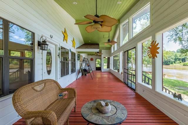 432 Cr 3545, Joaquin, TX 75954 (MLS #202963) :: Triangle Real Estate