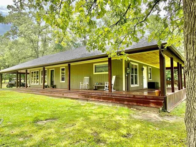 1169 Cr 3260, Colmesneil, TX 75938 (MLS #203064) :: Triangle Real Estate