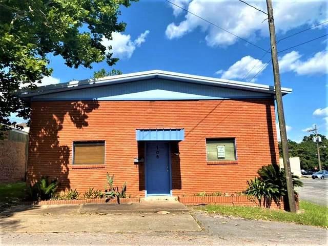 105 S Village, Woodville, TX 75979 (MLS #203222) :: Triangle Real Estate