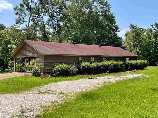 181 Lochwood Ln, Hemphill, TX 75948 (MLS #203225) :: Triangle Real Estate