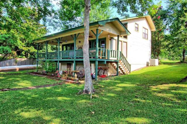 229 Crestwood, Burkeville, TX 75932 (MLS #203236) :: Triangle Real Estate
