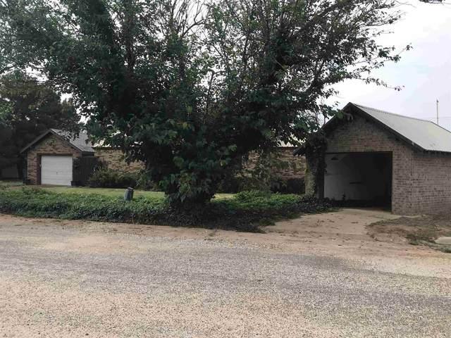 1013 S 7th, Lamesa, TX 79331 (MLS #203317) :: Triangle Real Estate