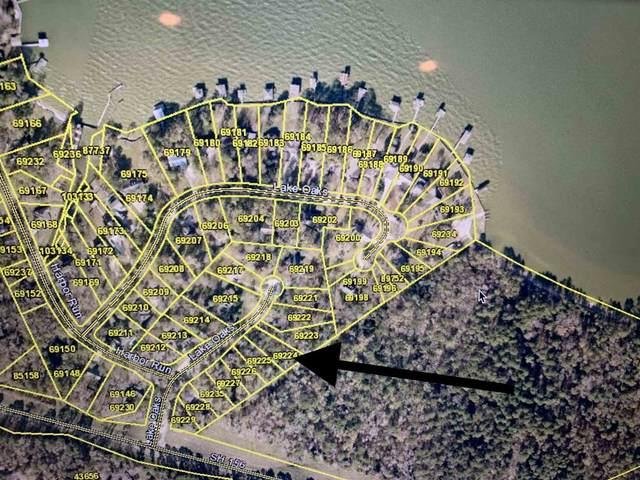 000-Lot 80 Lake Oaks Circle, Coldspring, TX 77331 (MLS #203550) :: Triangle Real Estate