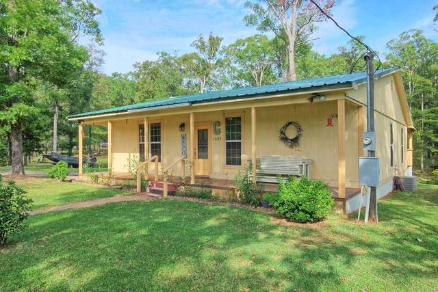 Highway 87 South 1695, Hemphill, TX 75948 (MLS #203719) :: Triangle Real Estate