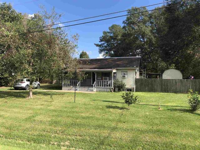 15575 Fm 777, Jasper, TX 75951 (MLS #203751) :: Triangle Real Estate