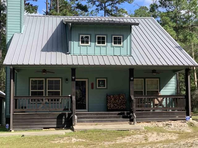 320 Idlewood Court, Brookeland, TX 75931 (MLS #203752) :: Triangle Real Estate
