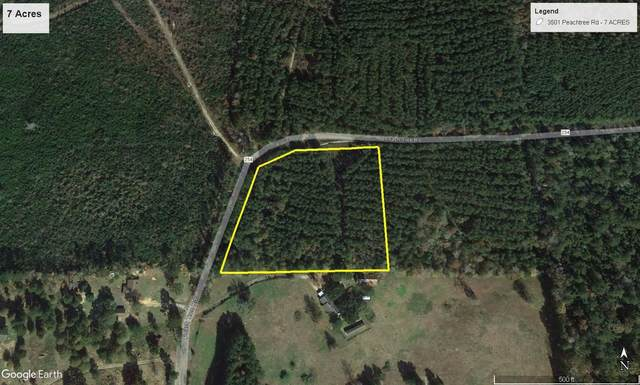 3501 County Road 89, Jasper, TX 75951 (MLS #203764) :: Triangle Real Estate