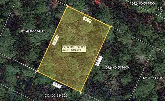 Lot 5-Parkside Dr Section 32, Brookeland, TX 75931 (MLS #203767) :: Triangle Real Estate