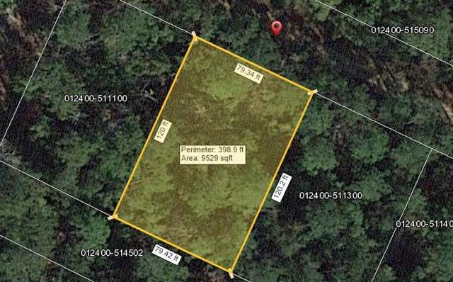 Lot 2-Parkside Section 32, Brookeland, TX 75931 (MLS #203768) :: Triangle Real Estate