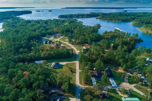 270 Lakeshore Dr., Brookeland, TX 75931 (MLS #203779) :: Triangle Real Estate