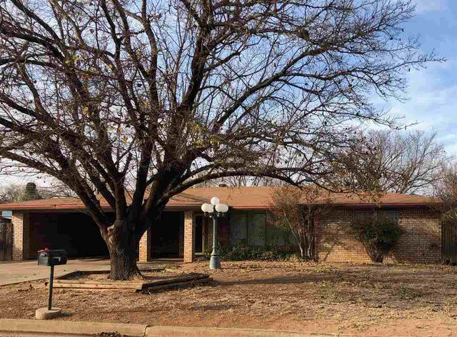 1206 S 14th, Lamesa, TX 79331 (MLS #201889) :: Triangle Real Estate