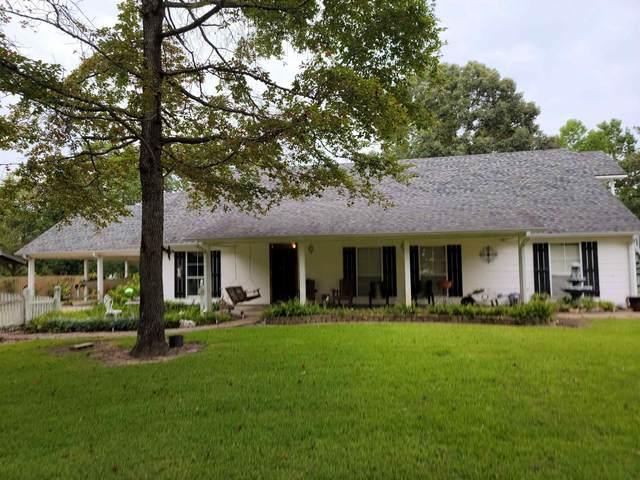 570 Oakridge Lane, Hemphill, TX 75948 (MLS #203211) :: Triangle Real Estate
