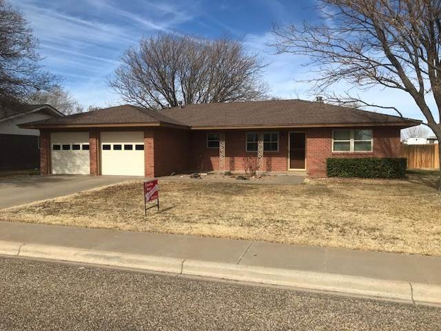 207 Cherokee, Hereford, TX 79045 (MLS #202169) :: Triangle Real Estate