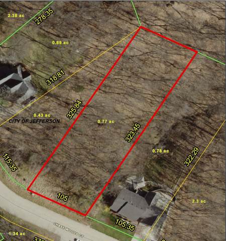 LOT 6 Chase Woods Court, Jefferson City, MO 65101 (MLS #10056234) :: Columbia Real Estate