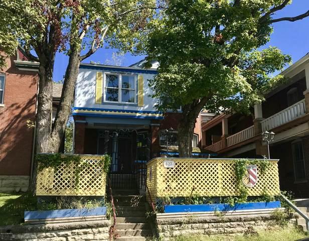 623 E High Street, Jefferson City, MO  (MLS #10056882) :: Columbia Real Estate